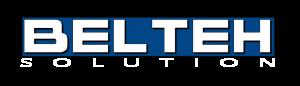 Belteh solution лого бела верзија
